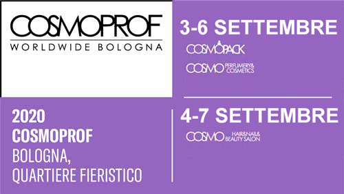COSMO by COSMOPROF WORLDWIDE BOLOGNA | BOLOGNA